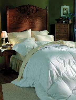 Pacific Coast Medium Warmth Down Comforter-TWIN (64'' x 86'')