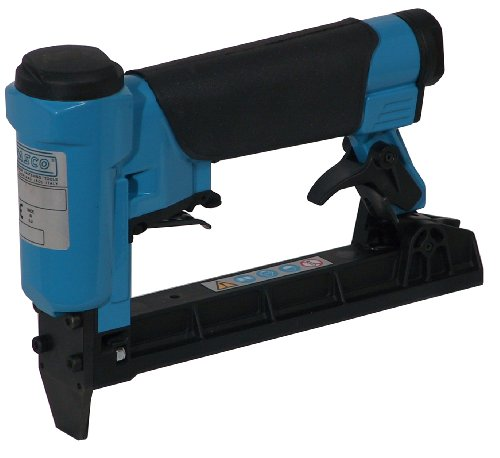 Fasco 11081F F1B 50-16 1/2-inch Crown 20 Gauge Duo-Fast 50 Series Upholstery Stapler, 1/4-inch to 5/8-inch Review