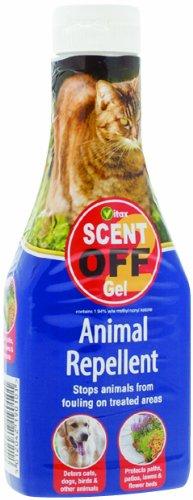 7 opinioni per Solus Vitax Scent Off Granules, Repellente per animali, 450g