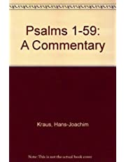 Psalms 1-59: A Commentary
