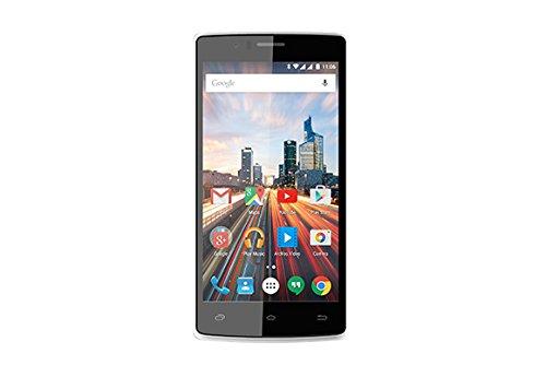 4 opinioni per Archos Helium 50D Smartphone, 8 GB, Dual SIM, Blu [Italia]