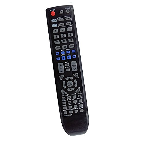 ZdalaMit Home Theater System AH59-02131F Replacement Remote Control Compatible with Samsung Home Theater HTZ320 HTTZ322 HTTZ322T HTTZ325 HTZ420 HTZ420T HTTZ422 HTTZ425 HT-Z320 HT-TZ322 HT-TZ325 HT-Z42