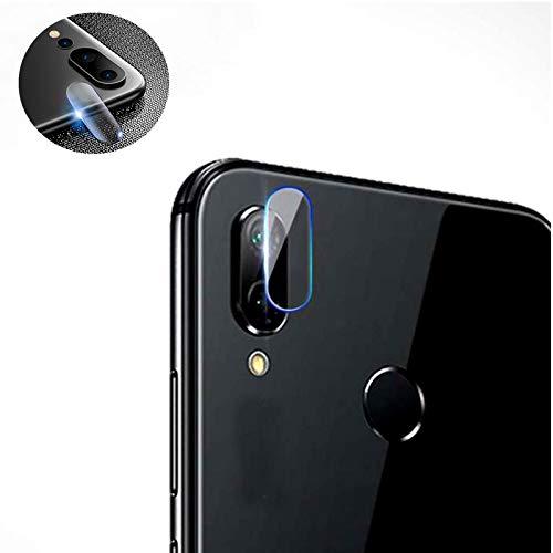 Amazon com: Camera Lens Tempered Glass For Huawei P20 Lite