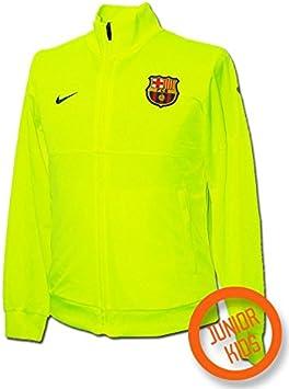 Nike - Barcelona Chandal ENTRENO Junior Am 09/10 Hombre Color ...