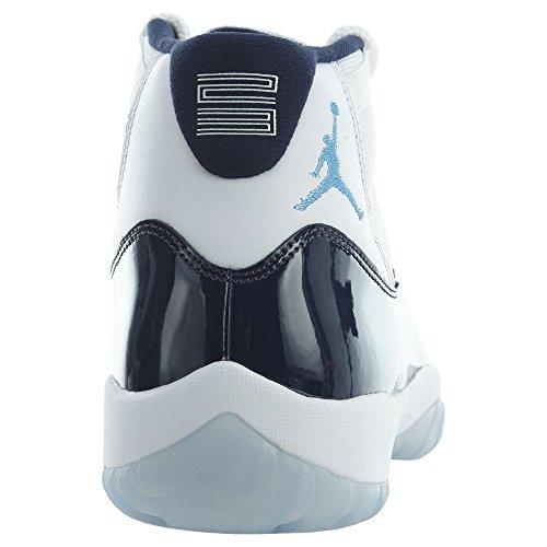 Nike AIR Jordan 11 Retro 'Win Like '82' - 378037-123 - Size 9 - q6Pmt8