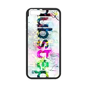 dubstep colored iPhone 6s 4.7 Inch Cell Phone Case Black DWRS6513591650119