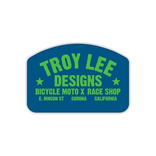 Troy Lee Designs TLD Race Shop Sticker 6.5