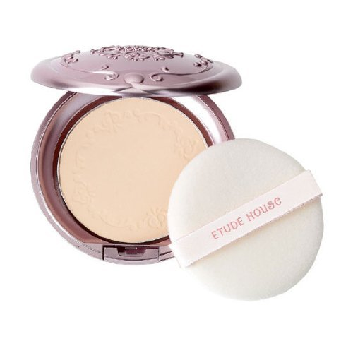 Etude House Secret Beam Powder Pact #1 Light Pearl Beige