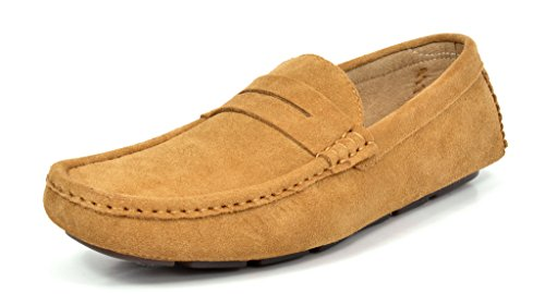 MARC LANE 01 Classic Loafers Moccasins