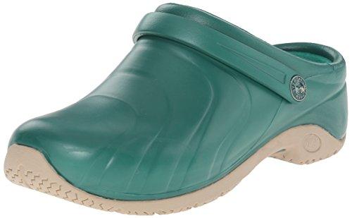 Work Shoe, Hunter Green, 10 M US ()