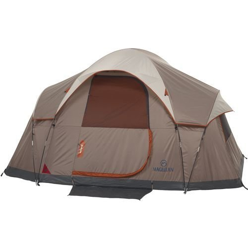 Magellan OutdoorsTM Dakota Easy Setup Instant Cabin Camping Tent with Rainfly by Dakota
