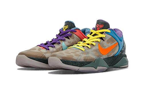 Nike Lebron Vii Game (Nike Zoom Kobe 7 System What The Kobe 488371-200 Basketball Sneaker Men sz 10)
