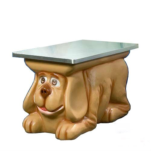 PediaPals - Puppy (Stock Color = Caramel) - Caramel Stock