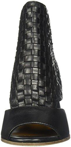 Rosetta Sandal Heeled Nash Patricia Women's Black FxERvHAw