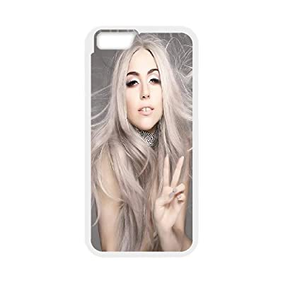 LIUMINGGUANG Phone case Style-18 -Sexy Goddes Lady Gaga Pattern Protective Case For Apple Iphone 6 Plus