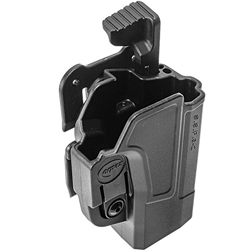 Para Ordnance Paddle - Orpaz 1911 Thumb Release MOLLE Holster 360 Rotation With Tension Adjustment Screw