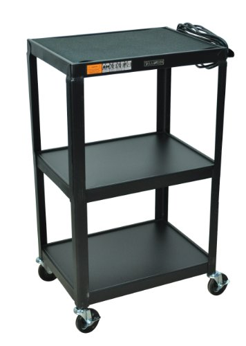 Mobile Audio / Visual Cart - 2