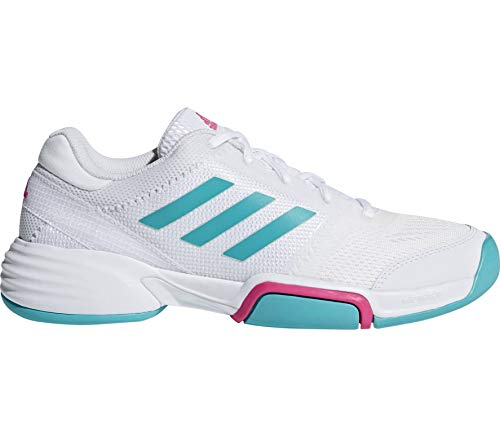 Damen Performance adidas weiß Club CPT Barricade Tennisschuh xwZUWqnOR4