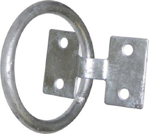Mooring Ring (SeaSense Glavanized Mooring Ring, 2 x 14-Inch)