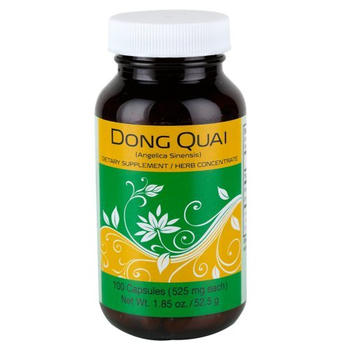 Dong Quai, 100 Capsules/Bottle by Sunrider International