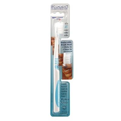 Terradent 31 Toothbrush Refill, Soft