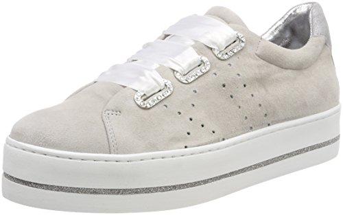 Maripé Damen 26706 Sneaker Grau (Camoscio Sasso)