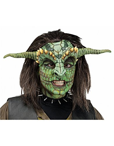 [Fantasy Heads Costume Accessory] (Satyr Halloween Costumes)