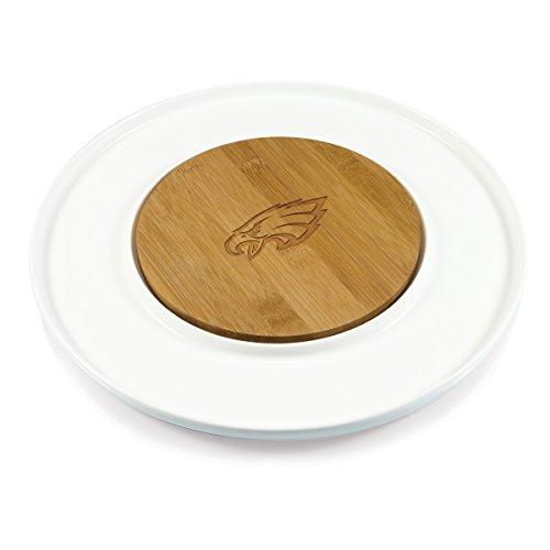 - PICNIC TIME NFL Philadelphia Eagles Island Laser Engraved Cutting Board