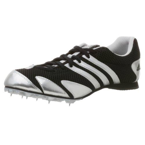adidas Men's Cosmos 07 Track Shoe,Black/Metsilver/Blk,7.5 M by adidas (Image #2)