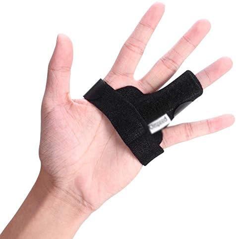 Hcxbb-3 Finger-Knöchel-Immobilisation, Finger Frakturen, Fully Jeder Daumen Und Handgelenk Auf Beiden Rechten...