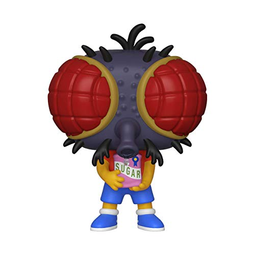 Pop! Figura De Vinil Animation Simpsons - Bart Fly