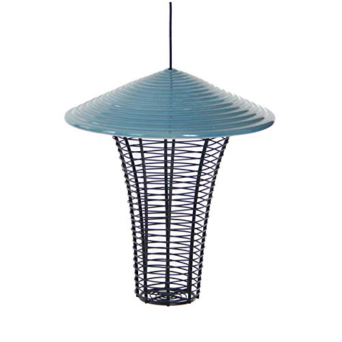 BYER OF MAINE Prairie Bird Feeder (Sky Blue)