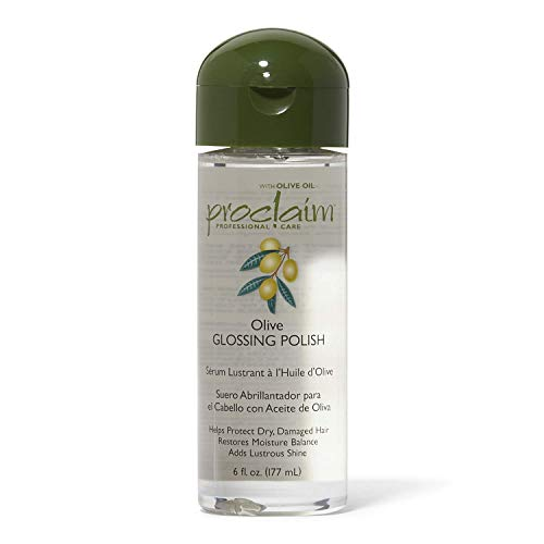 Olive Oil Glossing Polish,6 oz.