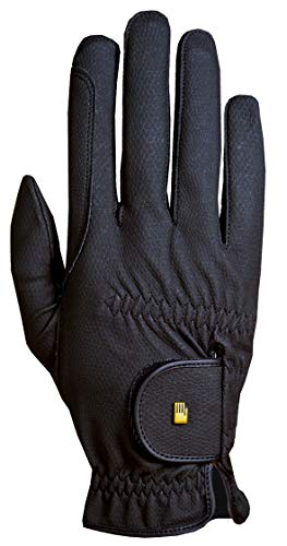 Roeckl - riding gloves ROECK GRIP black 10