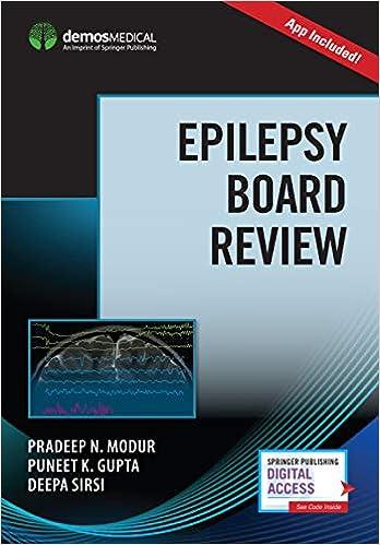 Epilepsy Board Review w App: Pradeep N  Modur MD MS, Puneet