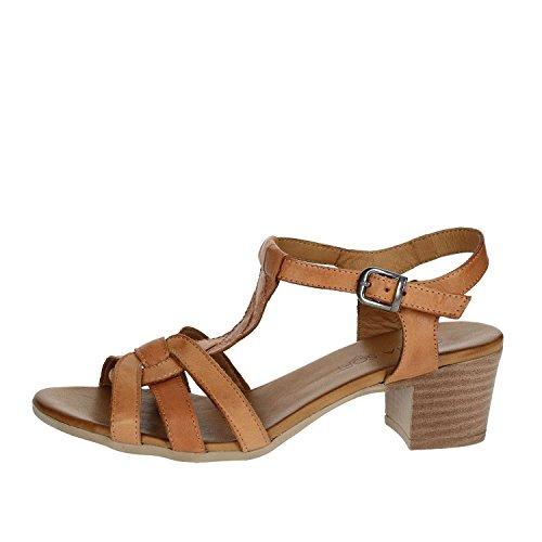 Cinzia Soft IBI1830 001 Sandal Women Brown Leather