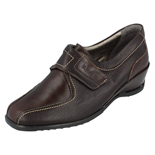 Dames Chaussures Suaves Coquillier Mocca / Chocolat