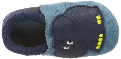 Chaussons Elefant Bleu Mixte Pololo Enfant 64xHdq5wW5