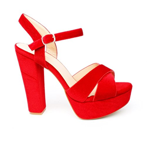 Shoes Mary femme Jane Rot Of 07 King P6gTqx0wC