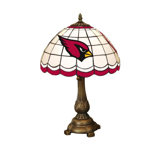 NFL Arizona Cardinals Tiffany Table Lamp