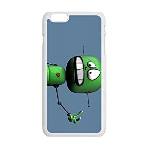 Cute Animal Robot Hight Quality Case for Iphone 6plus