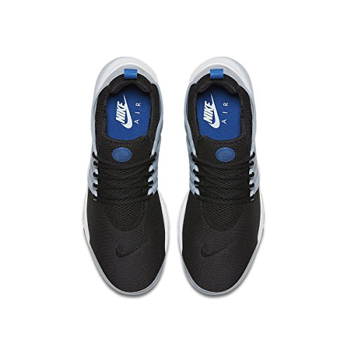 Nike Mens Air Presto Essential Black-blue WLMI2