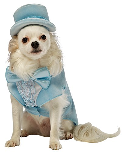 Dumb & Dumber Harry Outfit Funny Theme Fancy Dress Halloween Pet Dog Costume, XL -