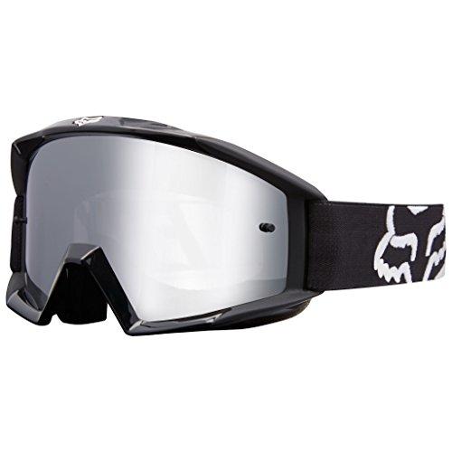 Fox Racing Main Race Goggle-Black (Off Goggles Tear)