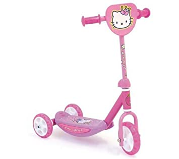 D ARPEJE Patinete 3 ruedas Hello Kitty + Hello Kitty ...