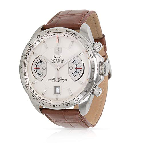 Tag Heuer Carrera Automatic-self-Wind Male Watch CAV511B (Certified Pre-Owned)