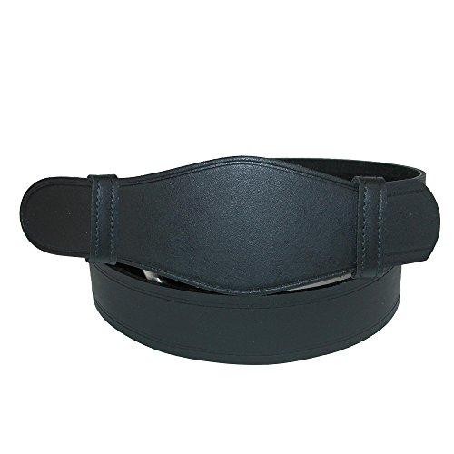 Landes Men's Mechanics Work Belt with No Scratch Buckle, 36, -