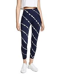 Women's Tie-Dye Seamless 7/8 Leggings