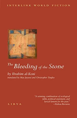 book cover of The Bleeding of the Stone
