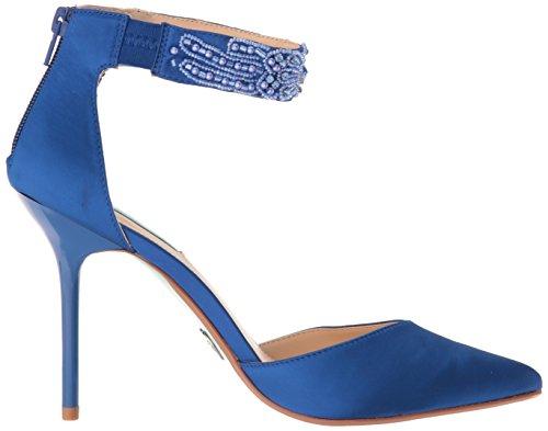 Blue Johnson Betsey by Satin Kali Women's Blue Sb Pump wwx1rqZzE